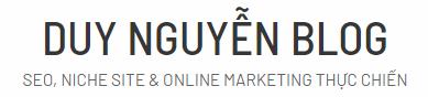Duy Nguyễn Blog