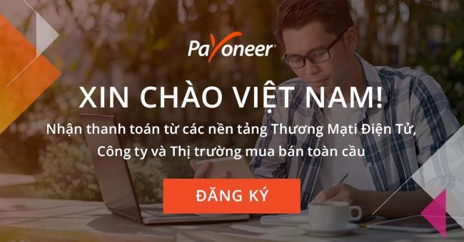 payoneer vietnam