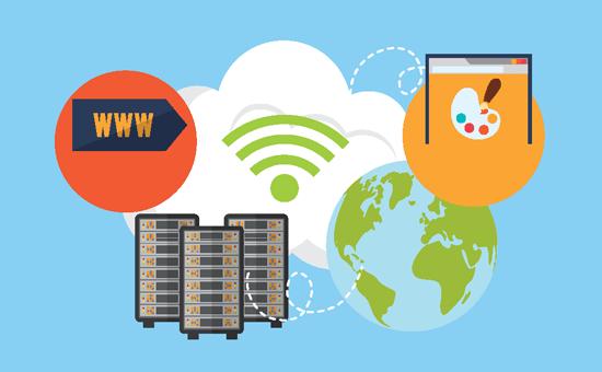 mua domain và host cho niche site